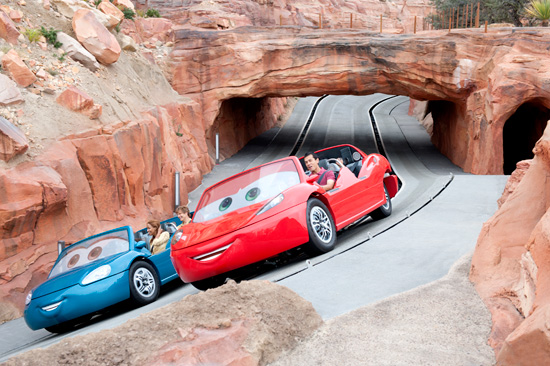 Eight Ways to Enjoy Disney California Adventure Park: A Thrill Seeker's Adventure