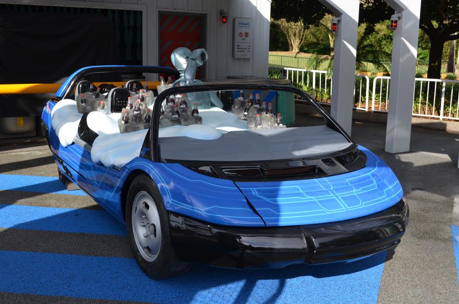 Disney Test Track Best Car