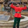 Gaston at Walt Disney World Resort