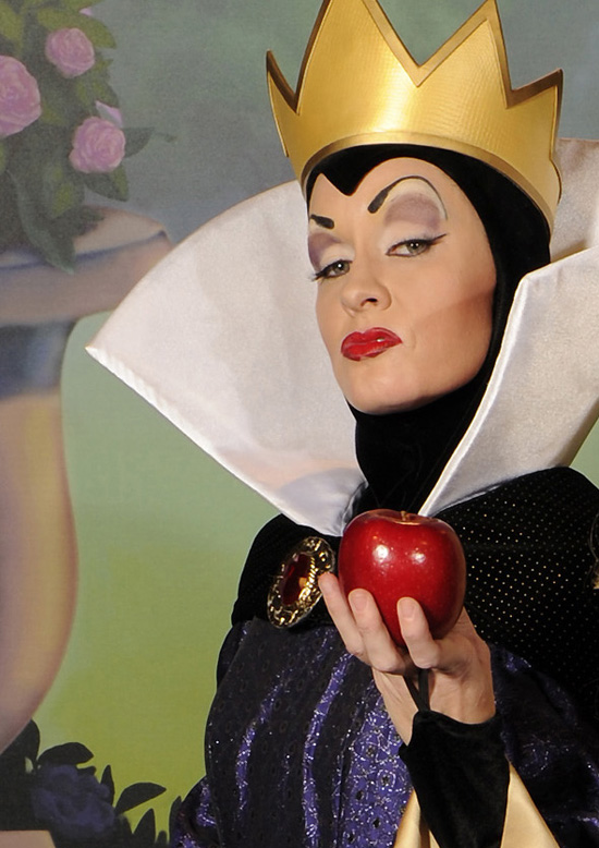 The Evil Queen at Walt Disney World Resort