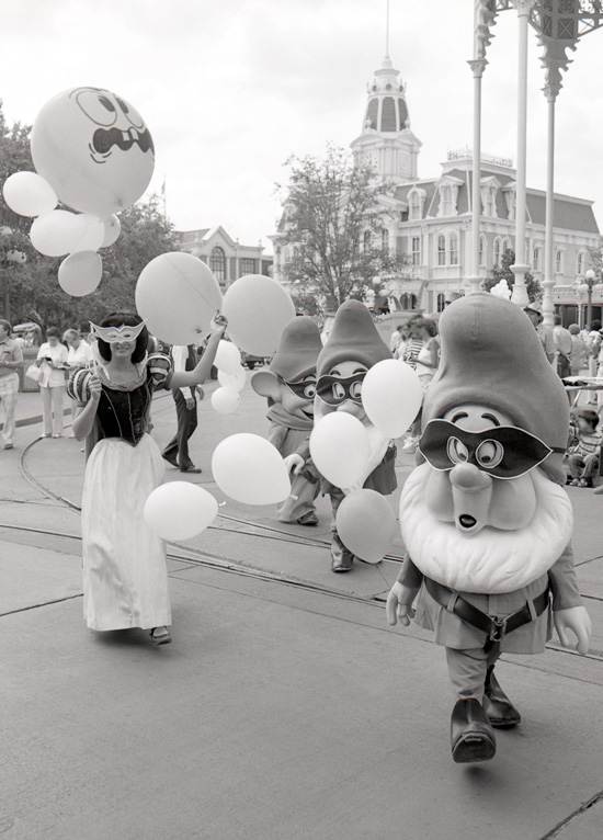 Vintage Walt Disney World: Trick-Or-Treating on Main Street, U.S.A., at Magic Kingdom Park