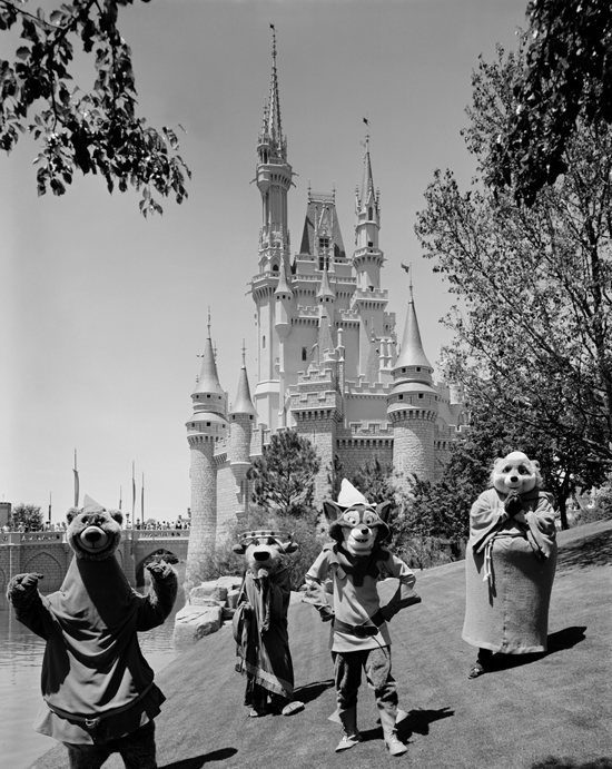 Take 5: Moments of 'Character' at Walt Disney World Resort