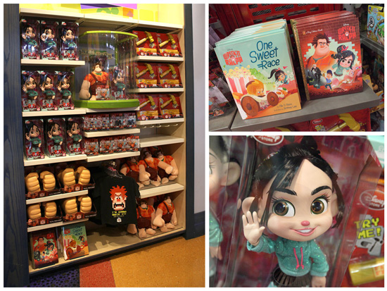'Wreck-It Ralph' Merchandise at Disney Parks