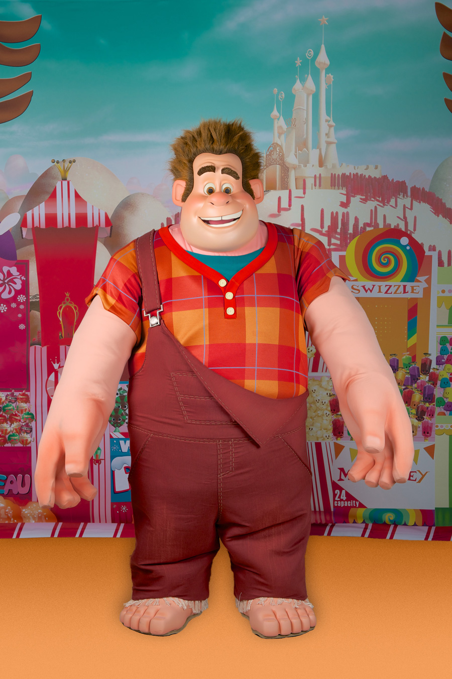 Guy' in Disney's 'Wreck-It Ralph,' is Set to do Some Park Hopping