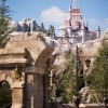 Be Our Guest Restaurant and Beast&#8217;s Castle