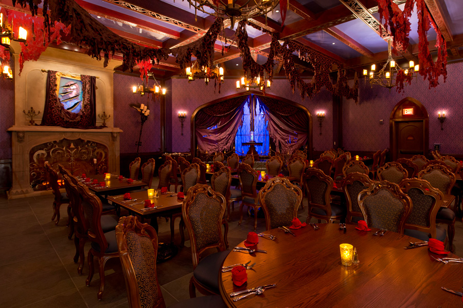 Menus Now Online For Be Our Guest Restaurant In New
