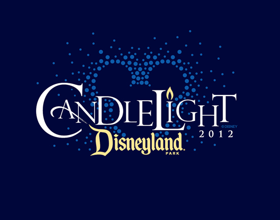 2012 Candlelight Ceremony Merchandise at Disneyland Park