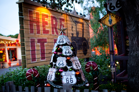 Take 5: Holiday Décor at Disney Parks
