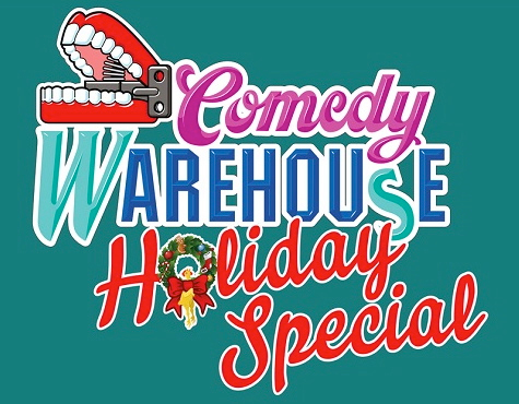 'The Comedy Warehouse Holiday Special' at Disney's Hollywood Studios at Walt Disney World Resort
