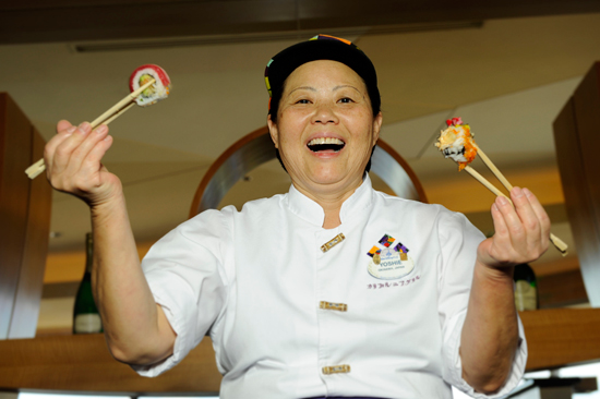 Chef Yoshie Cabral Says Farewell to California Grill at Disney's Contemporary Resort