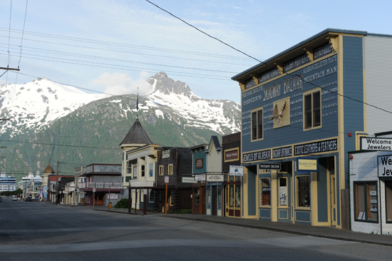 Enjoy the Historic Town of Skagway With Adventures by Disney Experiences on a Disney Cruise to Alaska