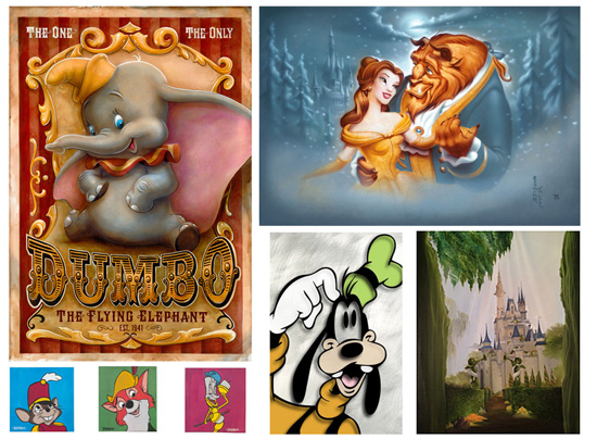 Fantastic Art Featured at 37th Festival of the Masters from November 9-11 at Downtown Disney at Walt Disney World Resort