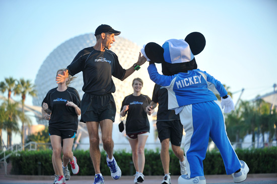 RSVP for the Disney Wine & Dine Half Marathon Meet-Up and Warm-Up