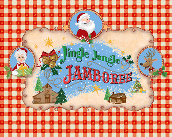 The Jingle Jangle Jamboree is Coming to Disneyland Park