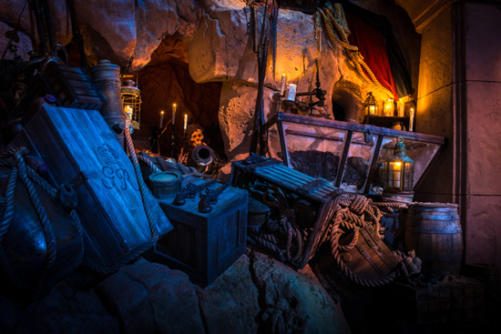 Pirates of the Caribbean: The Legend of Captain Jack Sparrow at Disneys Hollywood Studios