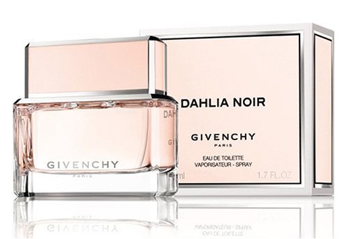 Givenchy's Dahlia Noir Fragrance Available at Mlle. Antoinette's Parfumerie in Disneyland Park