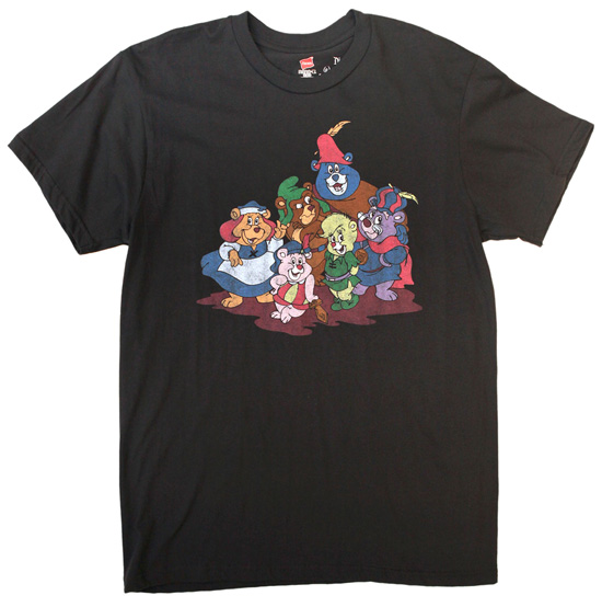 Disney Afternoon T-shirt featuring Disney's The Adventures of the Gummi Bears