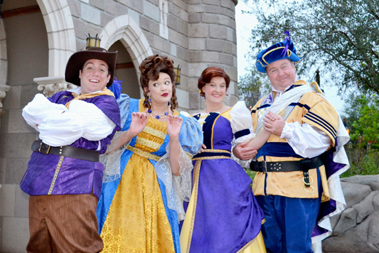 Interactive Atmosphere Entertainment Adds to the Experience of New Fantasyland at Magic Kingdom Park