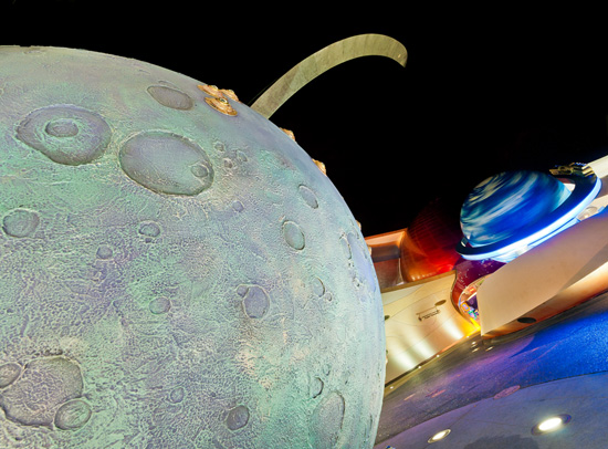 Mission: SPACE After Dark at Epcot