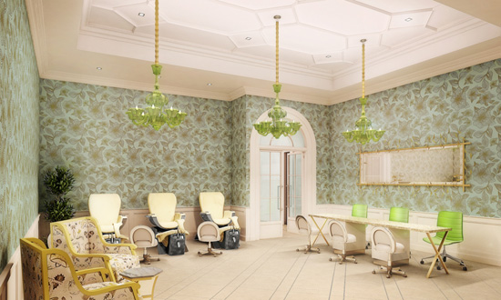 Senses - A Disney Spa at Disney's Grand Floridian Resort Opening December 17