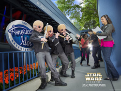 Desktop Wallpaper Featuring Star Wars Weekends 2012 at Disney's Hollywood Studios at Walt Disney World Resort