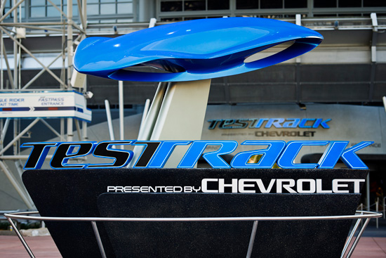 Peek Inside The New Test Track Presented by Chevrolet with Imagineers & Chevrolet Design