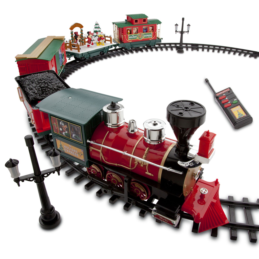 Christmas Toy Train : Top toys at disney parks for the holidays «