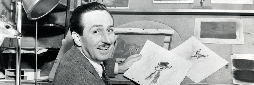 Celebrating Walt Disney's Birthday, December 5