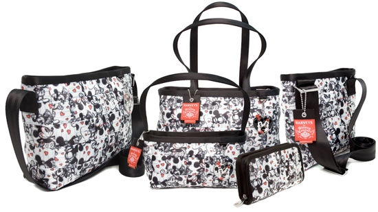 Minnie &#038; Mickey in Love Seatbeltbag from HARVEYS, Available at Disneyland Resort