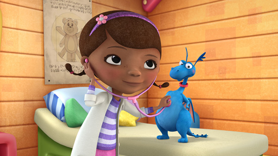 'Doc McStuffins' and More New Stories Coming to Disney Junior – Live on Stage! in 2013 at Disney's Hollywood Studios and Disney California Adventure Park