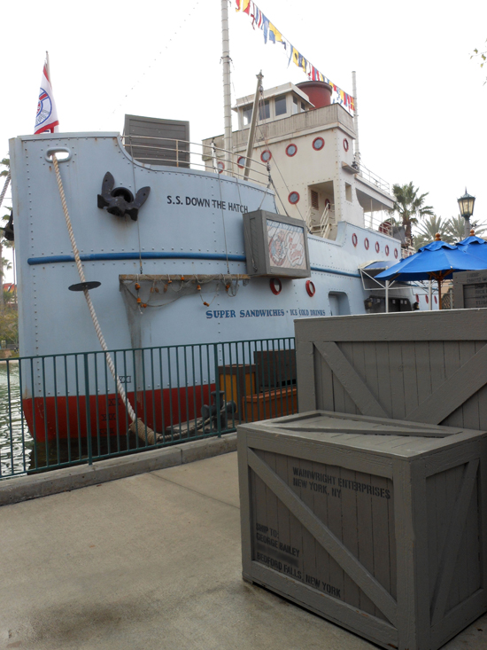 Min &#038; Bill's Dockside Diner at Disney's Hollywood Studios