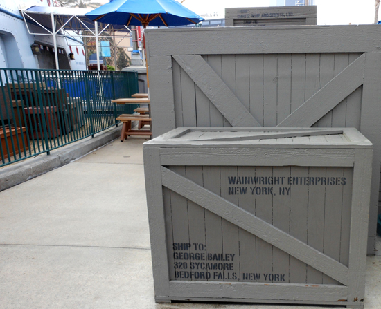 Min & Bill's Dockside Diner at Disney's Hollywood Studios