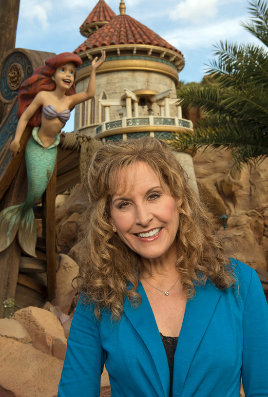 Sights & Sounds at Disney Parks: Jodi Benson Adds Glow to Candlelight Processional