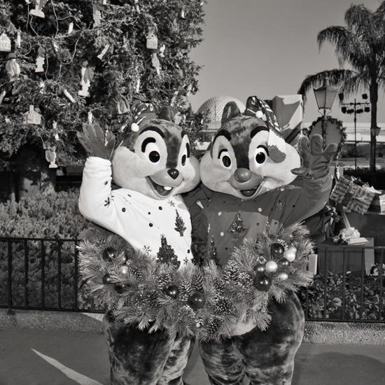 Holidays Around Walt Disney World Resort in the 1980s