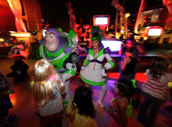 'Bling in the New Year' Dance Party at Walt Disney World Resort