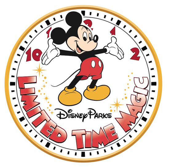 'Limited Time Magic' Surprises Beginning Soon at Disney Parks