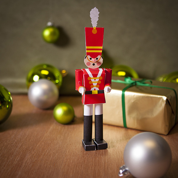Christmas Toy Soldiers : Make your own disney parks toy soldier «