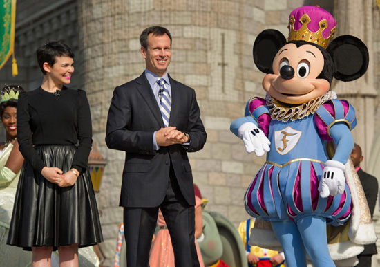 New Fantasyland Grand Opening Celebration at Walt Disney World Resort