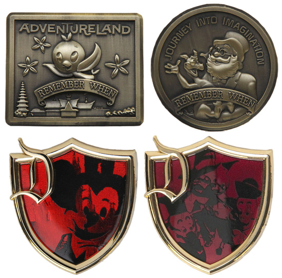 Surprise Pin Collections Coming to Disney Parks in 2013