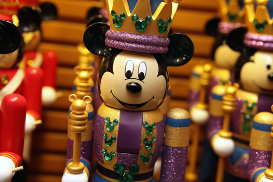 Make Festive Mickey Mouse Nutcrackers Part of Your Holiday Traditions at Disney Parks
