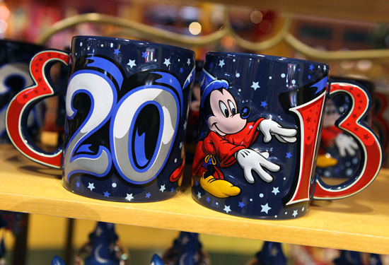 Take 5: A Look Ahead to 2013 at Disney Parks