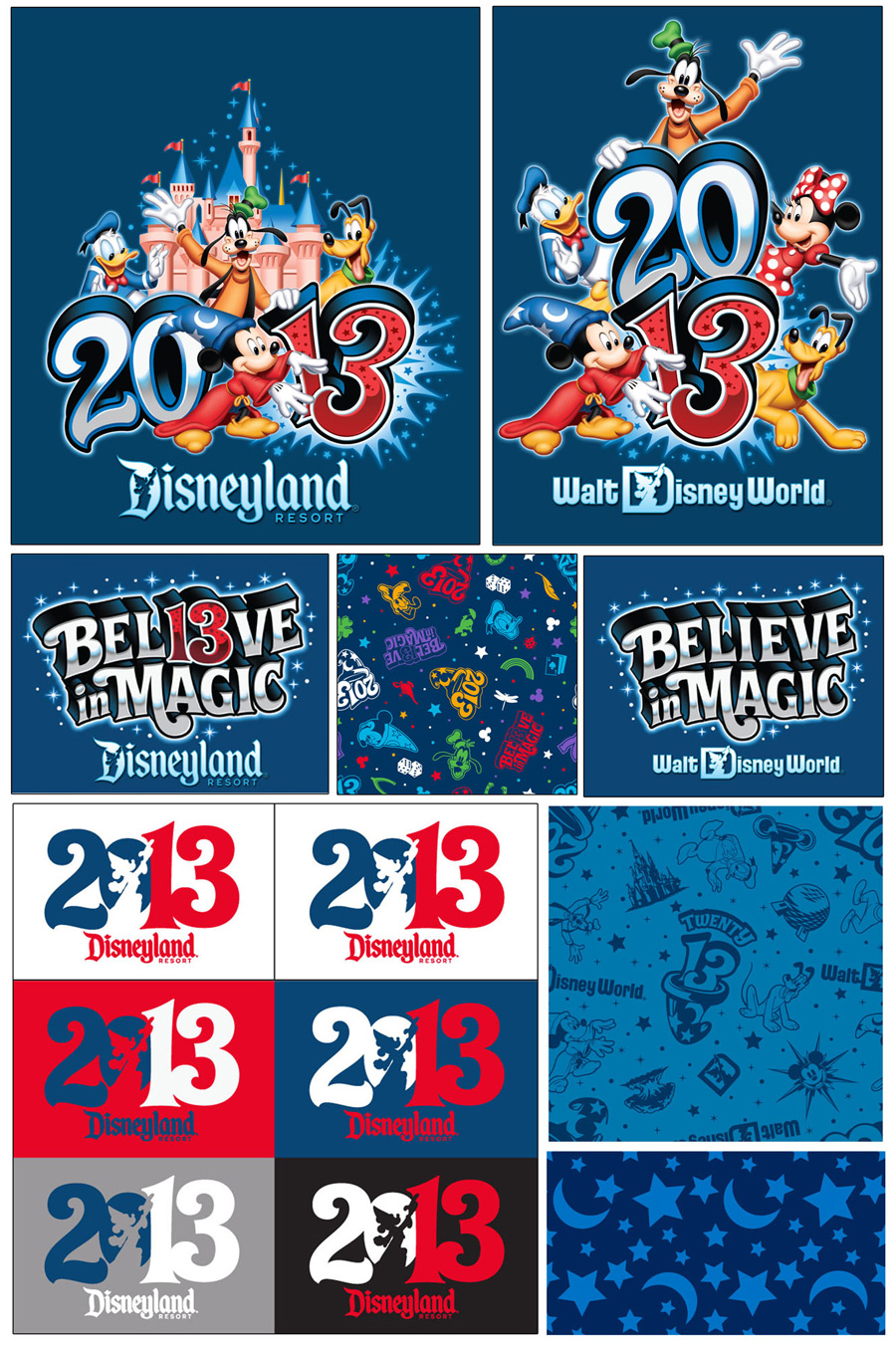 Magic 2013 Logo The 2013 Style Guide Contains