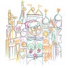 New Park Icon Sketches Coming to Disneyland Park
