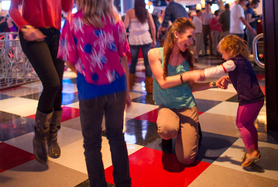 Disney Parks Blog Readers Strike Up Fun at Splitsville Meet-Up at Downtown Disney at Walt Disney World Resort