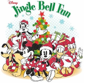 Disney's New Holiday Album Featuring Mickey and Company- Disney Jingle Bell Fun