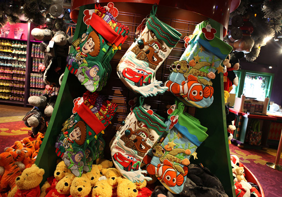 Finish Your Holiday Shopping with Unique Merchandise Deals at Disney Parks