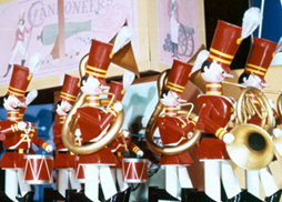 Toy Soldiers from Walt Disneys 'Babes in Toyland'
