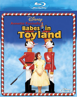 Walt Disneys 'Babes in Toyland' on Blu-Ray