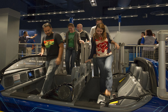 Test Track Presented by Chevrolet Celebrates Grand Opening at Epcot