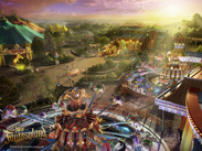 New Disney's Yellow Shoes Creative Group New Fantasyland Wallpaper
